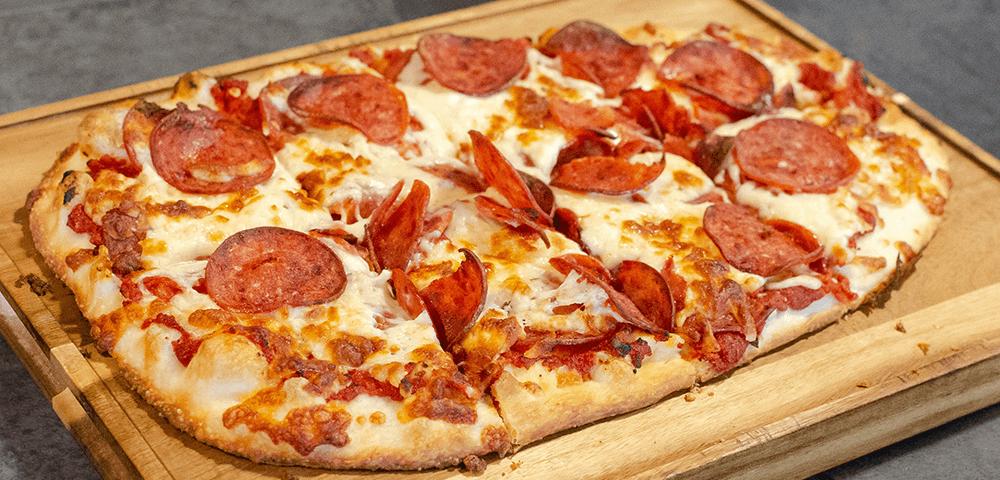redline pepperoni pizza