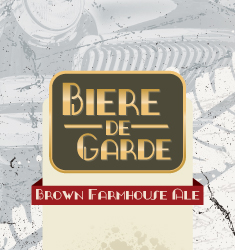 biere de garde brown farmhouse ale