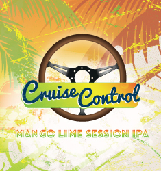 cruise control mango lime session ipa