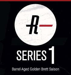 series 1 barrel aged golden brett saison
