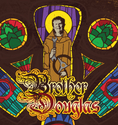 Brother Douglas Abbey Dubbel