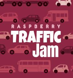 raspberry traffic jam
