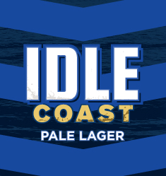 idle coast pale lager